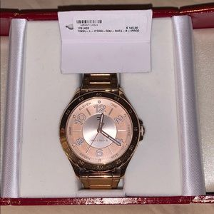 Rose Gold Tommy Hilfiger Watch